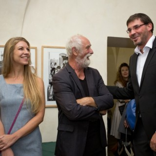 Photographic opening launched a Days of Jewish Culture